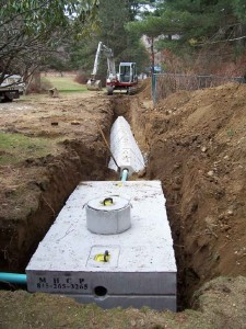 septic tank price